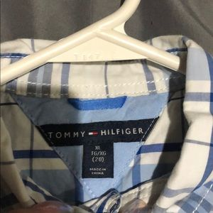 Tommy Hilfiger Shirts & Tops - Button down shirt